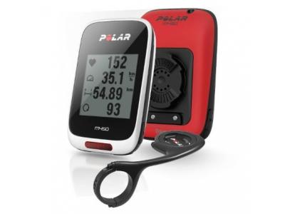 CICLOCOMPUTADRO/GPS M450 LTD ROJO