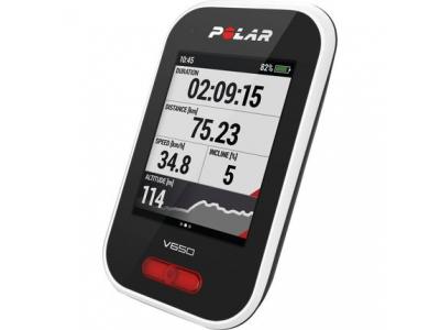 CICLOCOMPUTADOR/GPS V650 CON BANDA