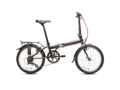 BICI DAHON SPEED D7 NEGRA